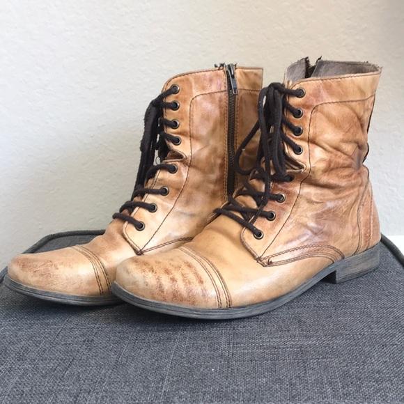 c7d3549b955 Men's Steve Madden Troopah Boots